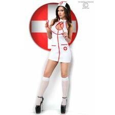 Lingerie Femme - Déguisement Sexy - Déguisement infirmière sexy 5 pièces - L-XL