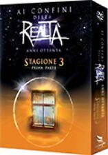 AI CONFINI DELLA REALTà 80, STAG. 3, VOL. 1 (4 DVD)