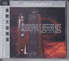 """Audiophile Reference - Best of the Best"" Made in Japan HQCD Hi-Quality CD New"