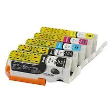 5x PGI-570XL CLI-571XL Ink Cartridges Canon MG5753 MG6800 MG6850 MG6851 Printer