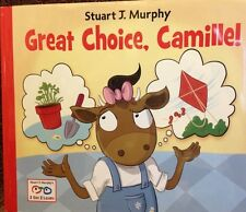 Great Choice, Camille! by Stuart J. Murphy new hardcover book