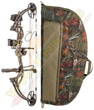 """Fred Bear Cruzer G2 Bow in Truetimber Strata RH Package 5-70# 12-30"""" With Case"""