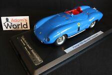 MG Model Plus Ferrari 500 Mondial Scaglietti CH0446 1:18 blue Francia (PJBB)