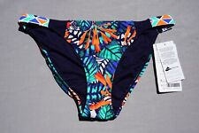 Athleta Hanalei Floral Print Swim Bottom. Women's Size S. NWT $49!!
