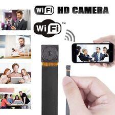 Mini WIFI IP Pinhole Spy Cam Spion Kamera Wireless Versteckte Kamera Micro DVR