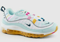 Nike Air Max 98 Women's Shoes Teal Tint Nightshade-Spirit White CI9897 300