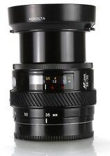 Minolta AF Zoom 35-70 mm 1:4 Lens Macro Minolta A-mount Sony Alpha  (Réf#E-159)