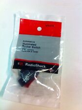 Automotive Illuminated Rocker Switch #275-0712 By RadioShack