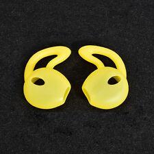 6x Silcone Earbuds Eartips For Apple iPhone Phone Earphone Ear Gel Bud Tips Hook