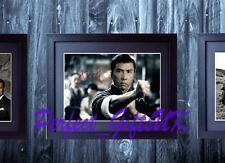 DONNIE YEN IP MAN FRAMED & MOUNTED SIGNED 10x8 REPRO PHOTO PRINT