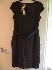 Marks and Spencer Dress Chocolate BNWT M&S