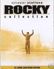 Rocky 1-5 Collection Box (25 Jahre Jubiläums-E.) NEU OV