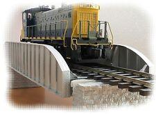 O-scale Brass Through Plate Girder Bridge (Rounded Top) (Messing Brücke) NEW