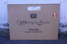 WAITING TO EXHALE MOVIE PROMO VIDEO STORE STANDEE NEW IN BOX