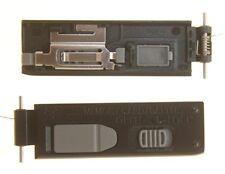 Cámara Digital Panasonic Lumix DMC-FX7 Negro Cubierta De Batería Nueva Tapa Original