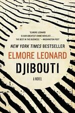 Djibouti by Elmore Leonard (Paperback,2011) **MINT CONDITION**