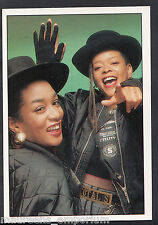 Panini Smash Hits 1989 Music Sticker- No 116 - The Wee Papa Girl Rappers