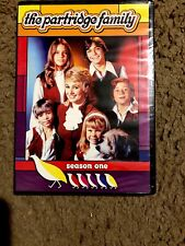 The Partridge Family - The Complete First Season (DVD, 2014, 2-Disc) Brand New!