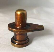 Shivling Small Brass Ling lingam Shiva Yoni Naag Hindu Statue Sheshnaag Naag