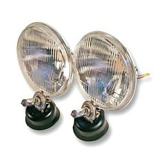 Headlights H4 (pair) MG MGA MGB Jaguar, Damiler, Austin Healey, Morris, Wolseley