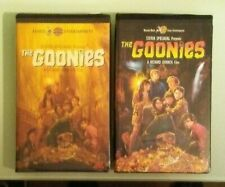 Action Adventure Vhs Tapes The Goonies For Sale Ebay