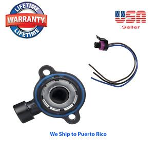 Throttle Position Sensor W/Electric Connector For GM Isuzu Oldsmobile Pontiac