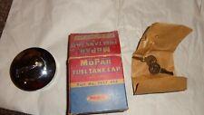 1955 1956 CHRYSLER DODGE PLYMOUTH DESOTO NOS MOPAR 1617464 LOCKING GAS CAP