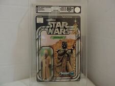 Vintage Star Wars Sand People 12 Back Tusken Raider AFA 80