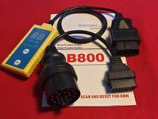 B800 BMW Airbag OBD Scan /Reset Diagnostic Fault Code Reader Reset Scanner Tool