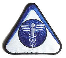 SERENITY - FIREFLY Blue MEDICAL Facility Logo Patch - Uniform Aufnäher neu