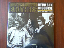 Flying Burrito Brothers- Devils In Disguise -1971 Live Broadcast 2 LP NEW-OVP