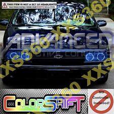 ORACLE Headlight HALO RING KIT Chevrolet Caprice/Impala 91-96 COLORSHIFT n/Contr