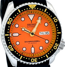 "Vintage SEIKO Diver SKX007 Genuine 7S26-0020 Case w/Original Movt. & ""21J"" Dial"