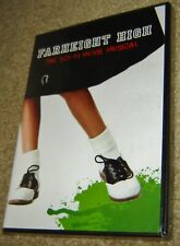 Farheight High The Sci-Fi Movie Musical Dvd, New And Sealed, Rare, Danny Dillon