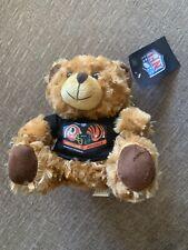 Nfl Teddy Bear Redskins Bengals Wembley