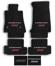 Lloyd Carpet 4pc Floor Mats for Chevrolet Camaro SS - Choose Color & Logo