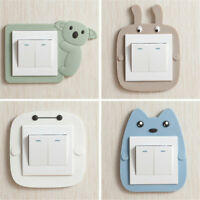 Switch Stickers Luminous Animals Wall Sticker for Kids Room Lovely Decoration OJ