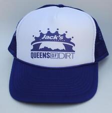 Jack's BICYCLE CENTER QUEENS OF DIRT Baseball Cap Hat Racing Team Bellingham WA