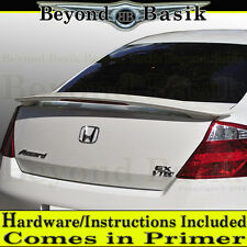 2008-2012 Honda Accord 2DR Coupe OE Factory Style Spoiler w/LED light UNPAINTED