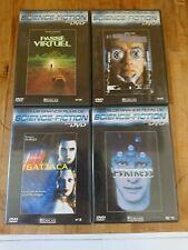Lot 4 DVD Science fiction