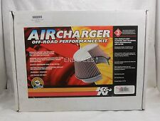 K&N 63-1119 Air Charger Off-Road Performance Kit *New