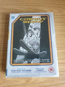 Cowboy Bebop : Complete DVD Collection - Brand New and Sealed Anime UK Edition