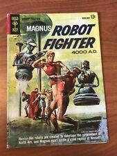 Magnus Robot Fighter #2 Gold Key Comics 1963 GD/VG see description