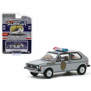 1980 Volkswagen Rabbit - North Carolina Highway Patrol - 1/64 GREENLIGHT
