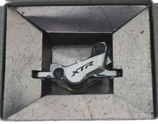 Shimano XTR BR-M9120 4-Piston Disc Brake Caliper w/ N04C Metal Fin Brake Pads