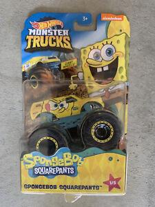 Hot Wheels Monster Trucks SpongeBob Square Pants by Mattel