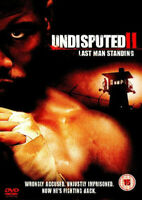 Undisputed II - The Last Man Standing DVD Nuovo DVD (EDV9465)