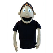 Customizable Boy Puppet #2 - Professional Puppet Ministry, School, Church