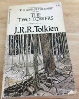 The Two Towers ballantine books paperback The Authorized Edition J.R.R. Tolkien