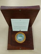 2005 Perth Mint Australia Platinum Koala $100 1 Oz (Proof, w/Box & CoA)